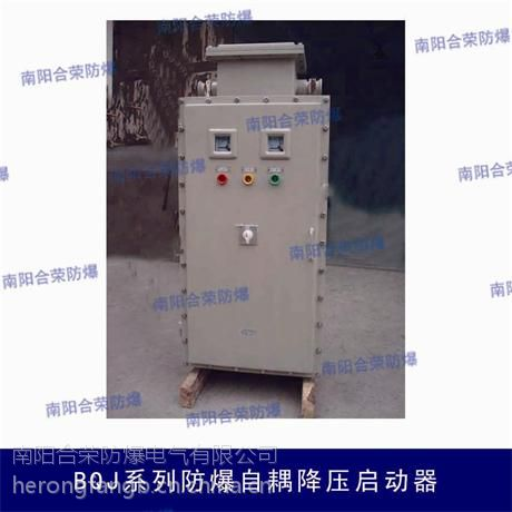 供应供应黑龙江BQJ防爆起动器 低压防爆起动器 防爆起动器批发