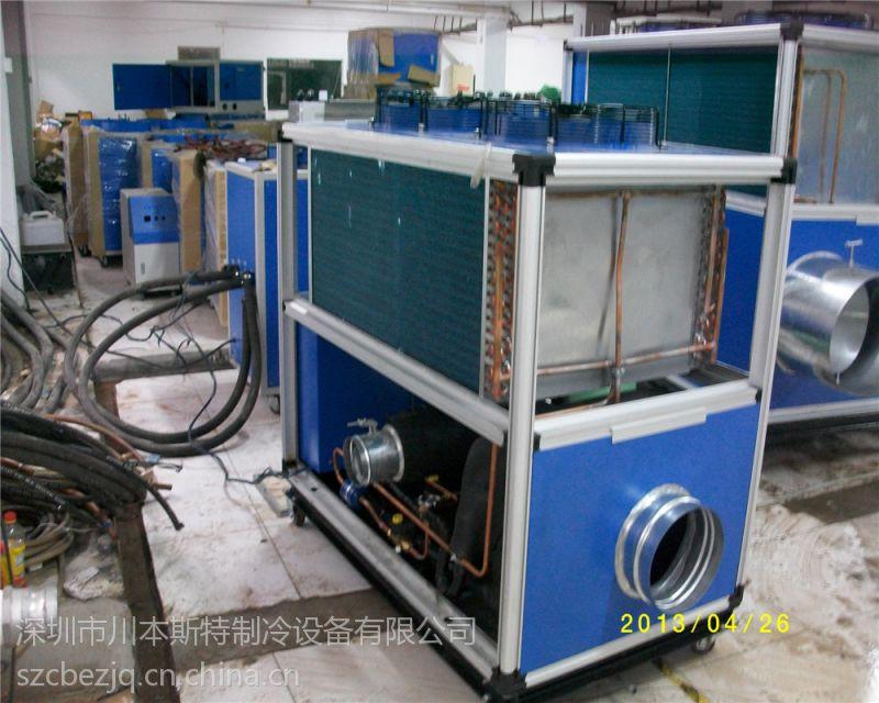 供应风冷式工业冷风机