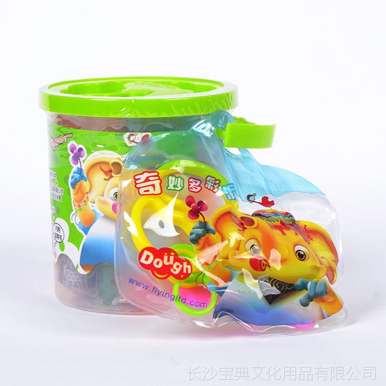 奇妙多【满优惠】儿童DIY益智玩具3D超轻彩泥套装批发送工具8788