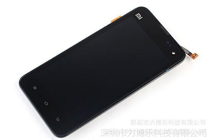 【液晶小米2功能显示屏屏幕2S手机电话手机小米苹果总成原装白屏图片