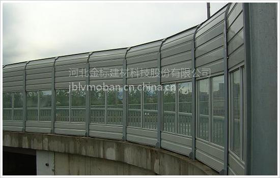 安徽桥梁隔声屏障/公路声屏障