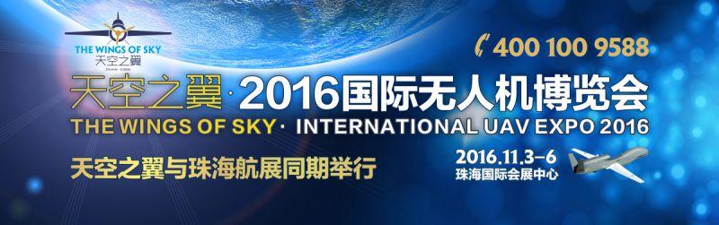 天空之翼·2016国际***博览会