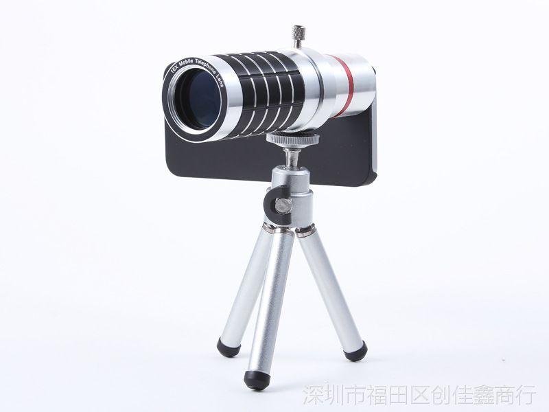 【特效外加苹果金属16倍镜头望远镜手机三星iphone6splus很烫图片