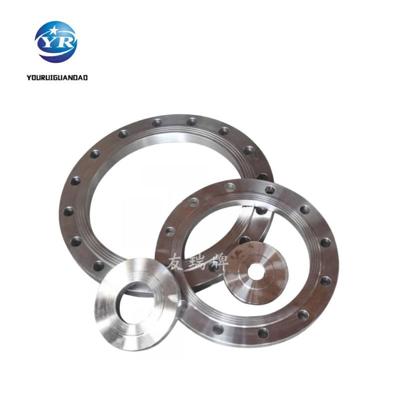 顺德厂家供应乾胜牌优质SSU304带颈对焊环连接法兰 DN100 PN4.0