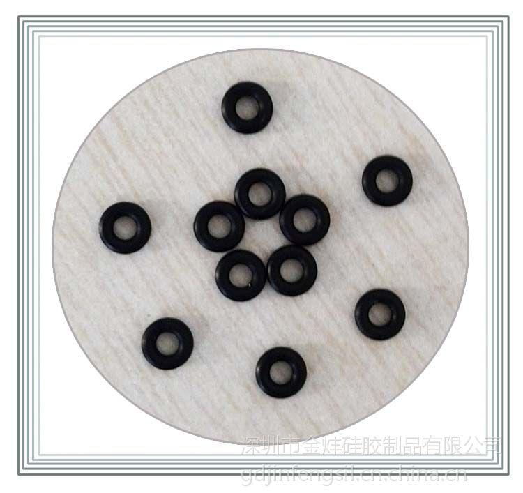 YF0615食品级硅胶O型圈透明防水圈