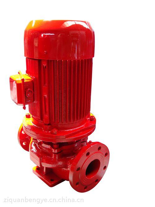 厂家直销XBD4.4/13.9-80L系列消防泵、喷淋泵、消火栓泵