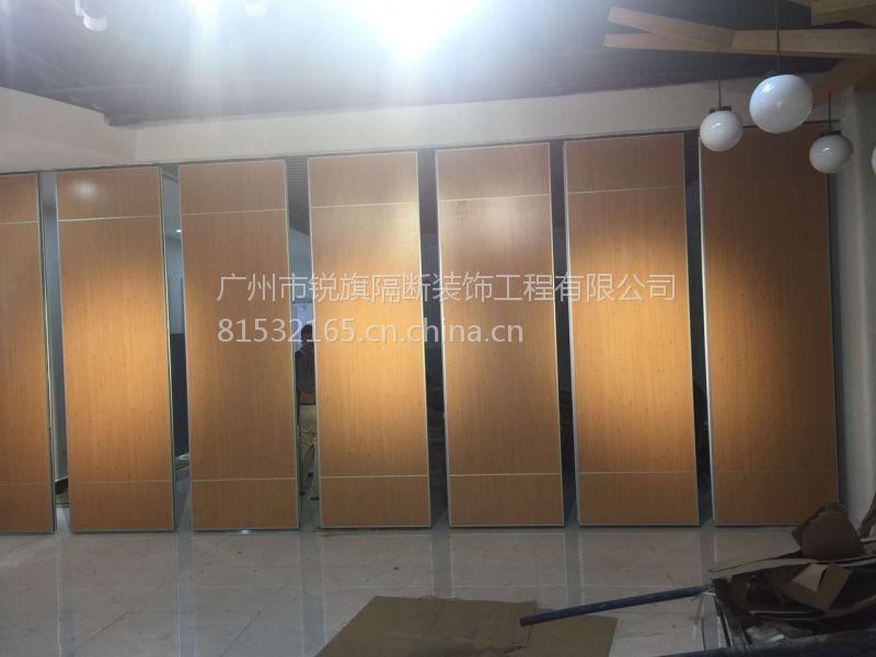 廣州銳旗隔斷廠家供應65#深圳羅湖辦公室活動隔斷防火移門