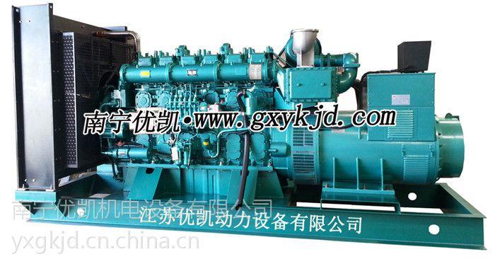 广西南宁厂家直销玉柴发电机组1100KW(YC12VC1680L-D20)