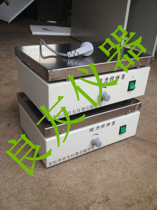供应金坛姚记棋牌正版 99-8大功率磁力搅拌器 大容量磁力搅拌器