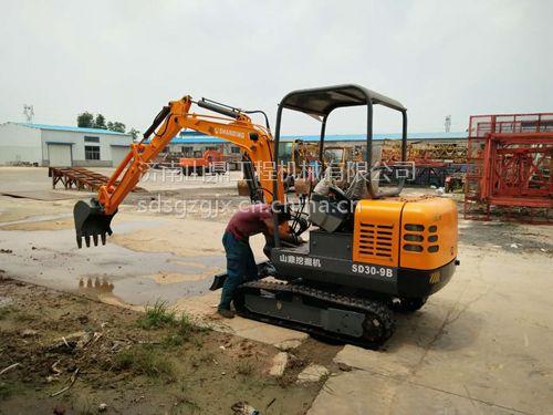 3吨加长臂小挖机价格 优质威尼斯网站济南山鼎造