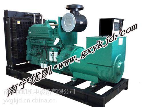 广西南宁厂家直销重庆康明斯柴油发电机组350KW(NTAA855-G7A)