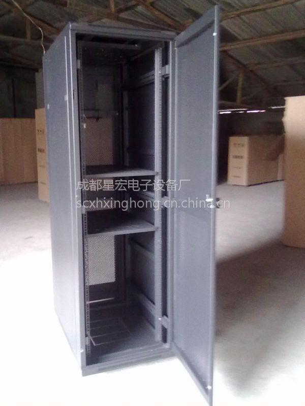 【长期供应】四川乐山星宏监控机柜、网络机柜、玻璃门机柜 、监控机柜网络机柜