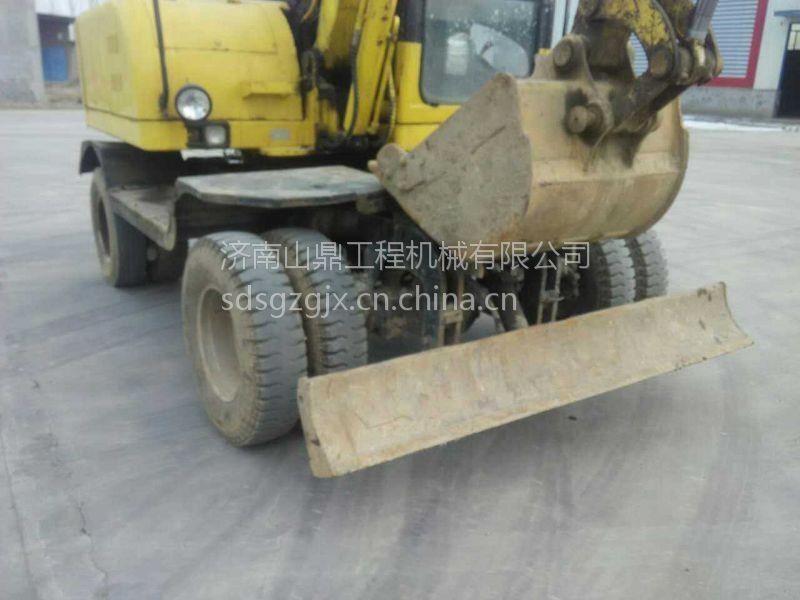 陈旧沃尔华轮式挖掘机怎么样