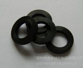 供应1/2橡胶垫片硅胶垫片4分管橡胶垫圈
