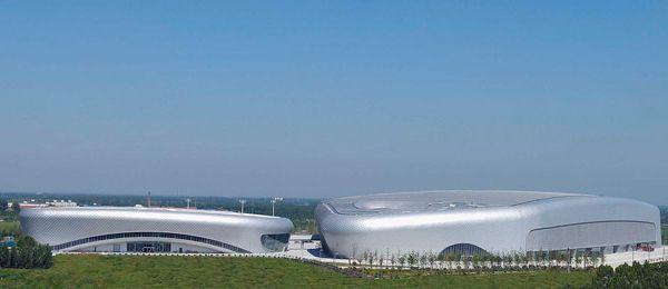 潍坊鲁台会展中心