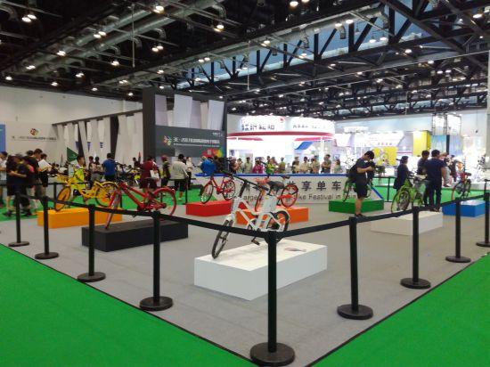 """2017北京国际自行车展览会聚焦""""共享"""""""