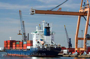 丹东到浙江湖州走海运门到门的海运周期需要多久时间