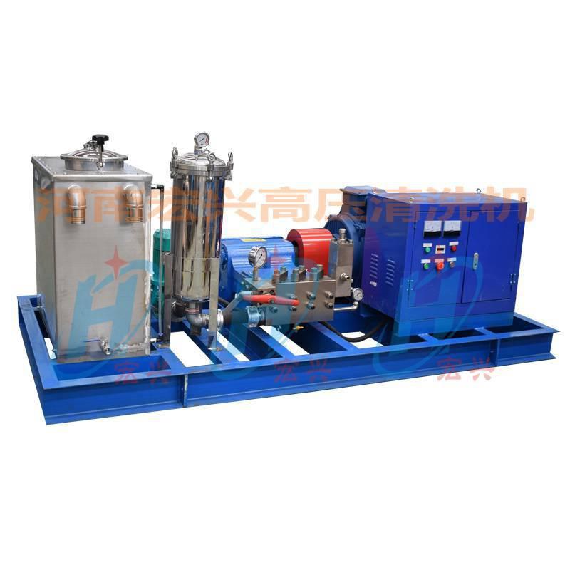 造紙廠超高壓清洗機輸漿管工業高