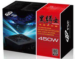 全汉黑骑士RA450台式电脑电源80PLUS银牌认证热销中