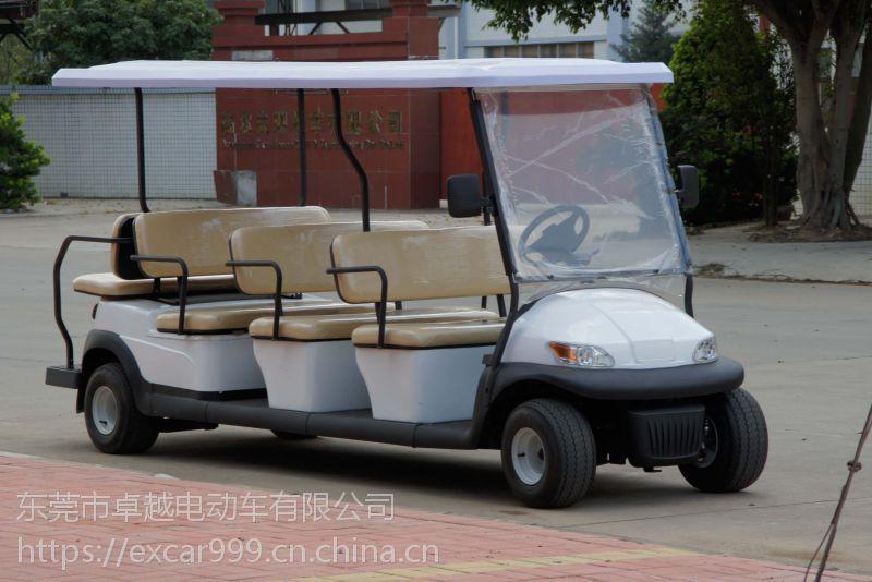 广东电瓶车厂出售11座电动观光车|11座看楼电瓶车型号为A1S8+3