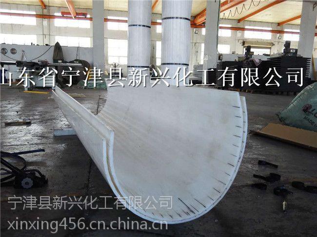 不粘料无轴螺旋输送机 耐磨衬板 污水厂专用