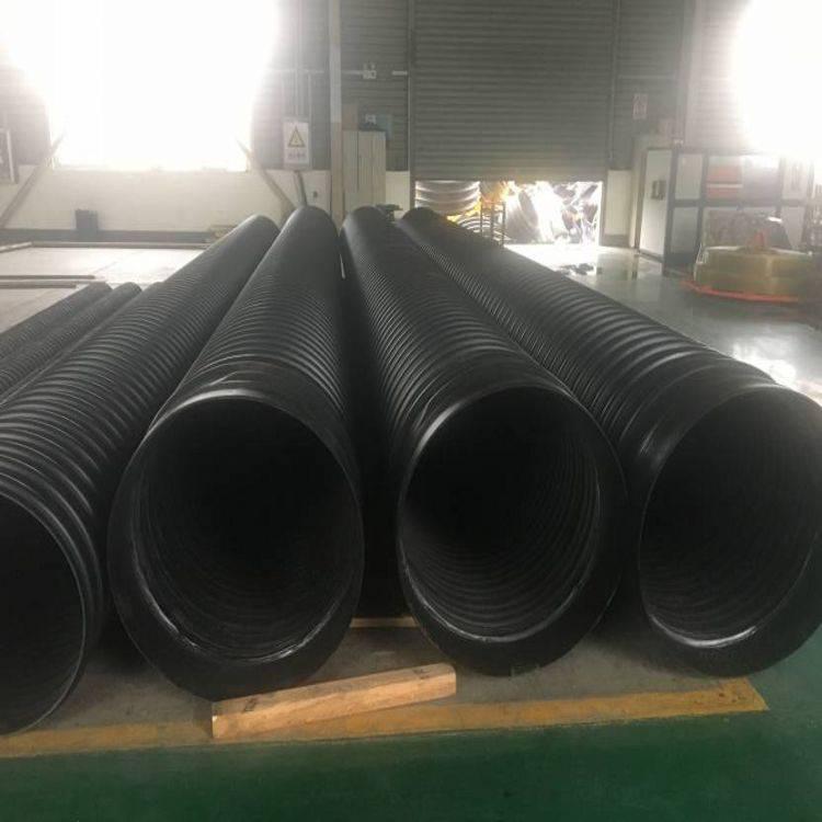 300下水道排污钢带波纹管