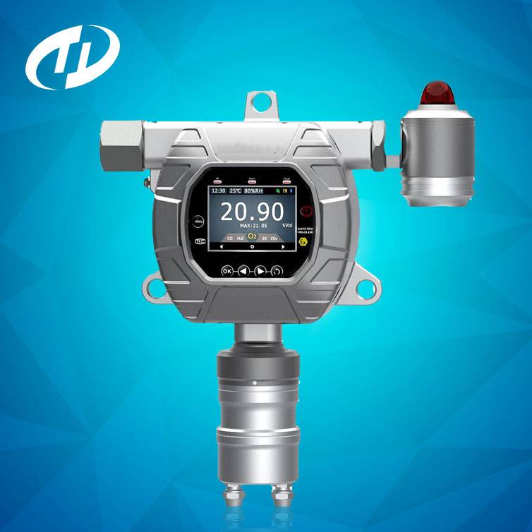 固定式笑气检测报警仪TD600S-N2O-A怎么接信号输出