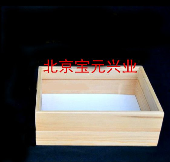 昆蟲標本盒、松木油漆標本盒、植物標本盒北京生產標本盒