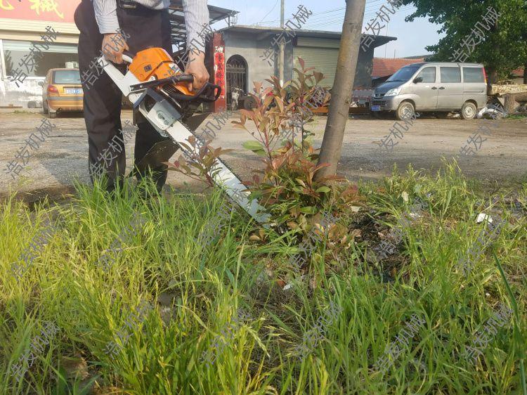 土球断根挖树机  园林绿化起苗机