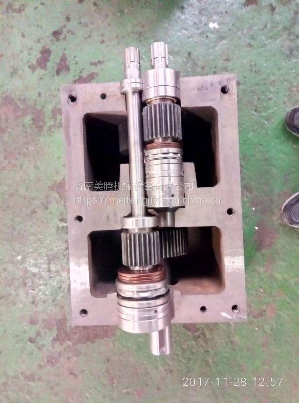 双螺杆膨化机原理
