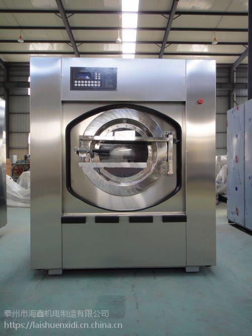 供应商用100公斤蒸汽全自动洗脱机海杰