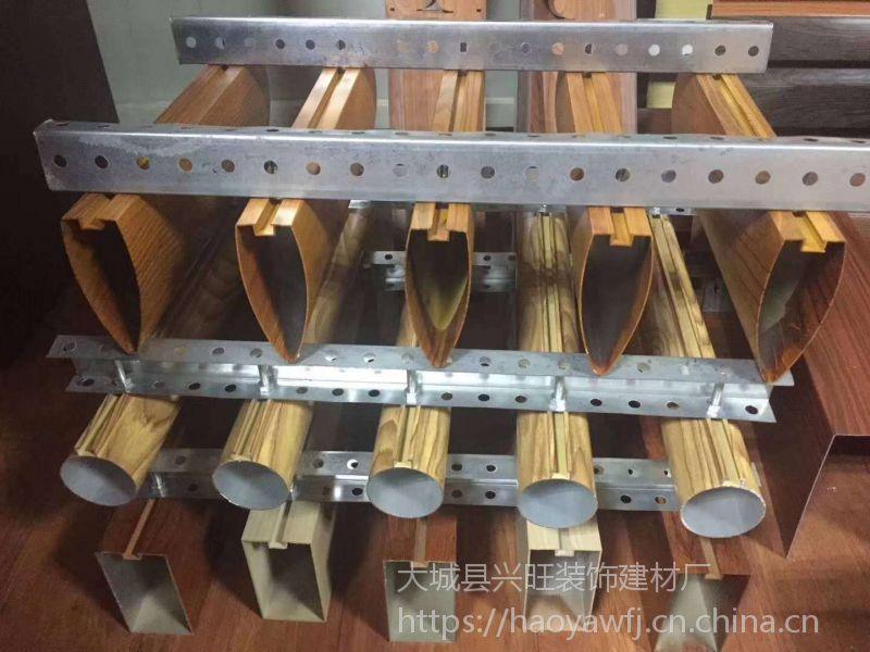 黄岛金属铝方通吊顶 豪亚方通厂家承诺价格至低