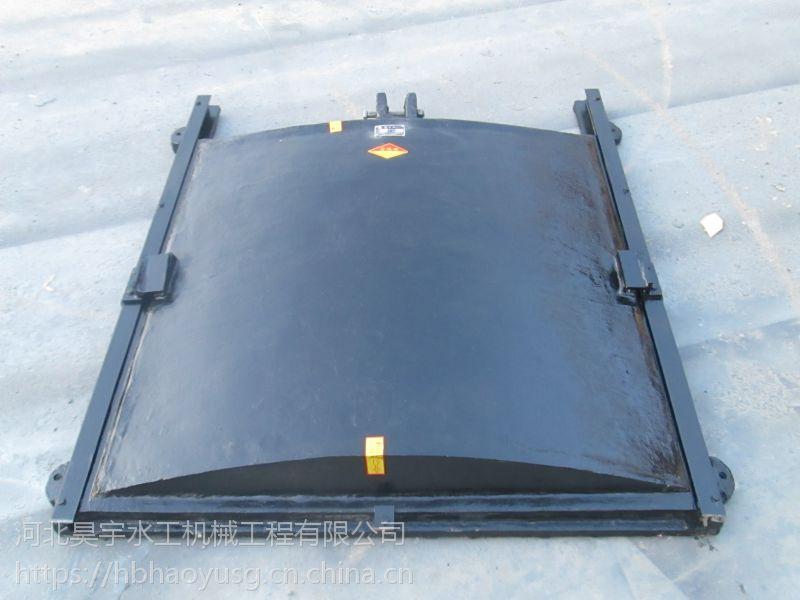 河北昊宇水工直升式铸铁闸门加工定制厂家销售