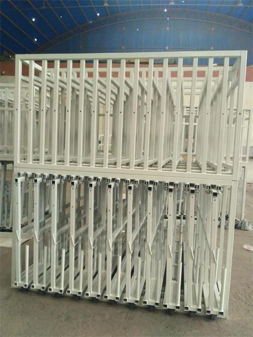 板材存放更好的方法  立式抽屉式货架适用于板材的存放