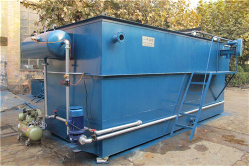 溶气气浮机的安装步骤