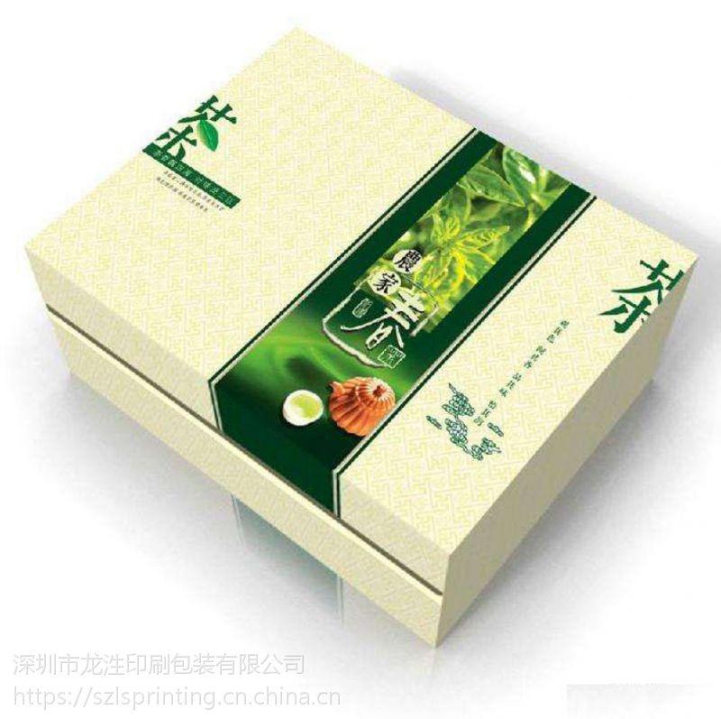 深圳广东燕窝鸡精精品盒定制 冰糖燕窝豪华礼盒设计定制