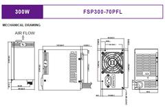 FSP全汉/FSP250-70PFL/FSP300-70PFL/FSP250-60PFK/FSP300-60PFG