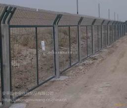 【中金】铁路防护栅栏@铁路防护栅栏安平生产厂家