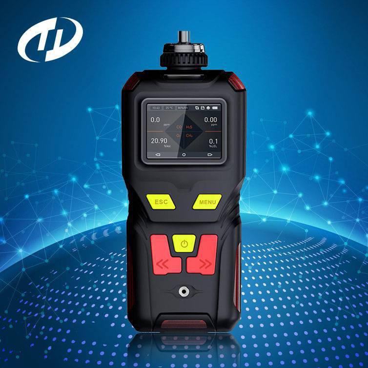 新闻便携式四氟丙烯检测报警仪TD400-SH-R1234yf冷媒检漏仪