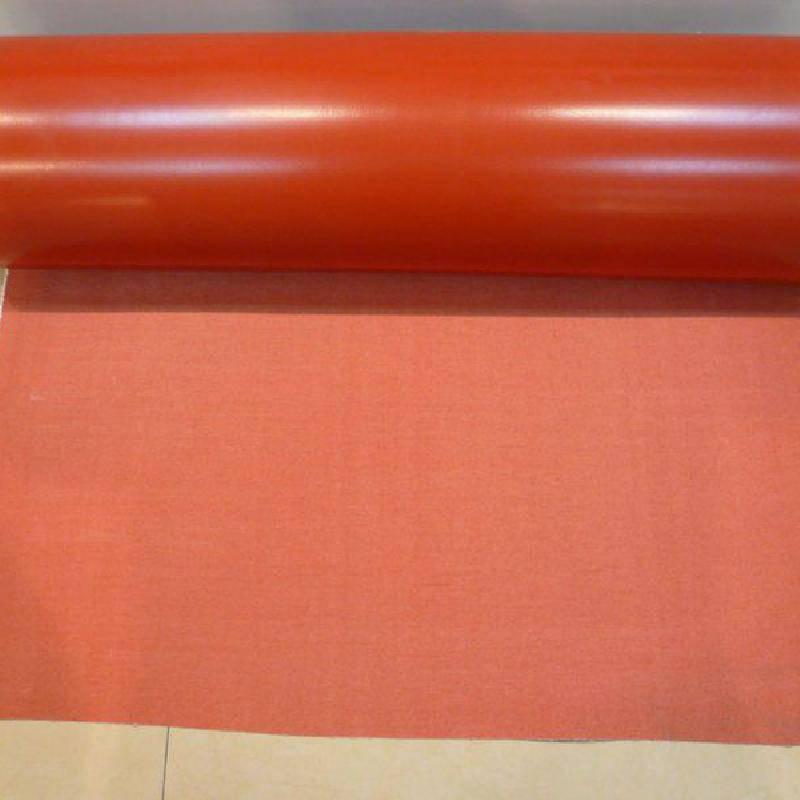 红色单面硅钛布有几种厚度 1m的多少钱