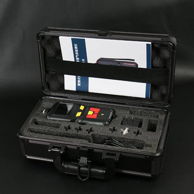 防爆型便携式乙烷检测报警仪TD400-SH-C2H6气体探测仪