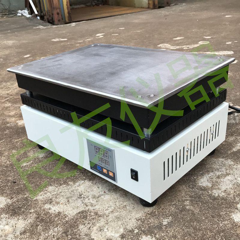 供应金坛姚记棋牌正版 DB-AS不锈钢电热板 消解电热板 高温