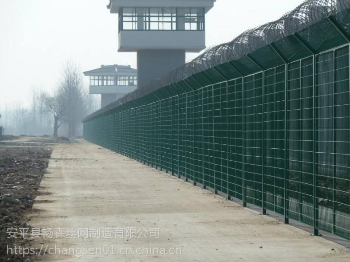 新疆乌鲁木齐监狱隔离网厂家监舍隔离网|畅森监狱隔离网厂家更专业图片