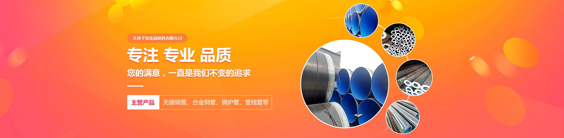 天津子豪金属销售有限公司