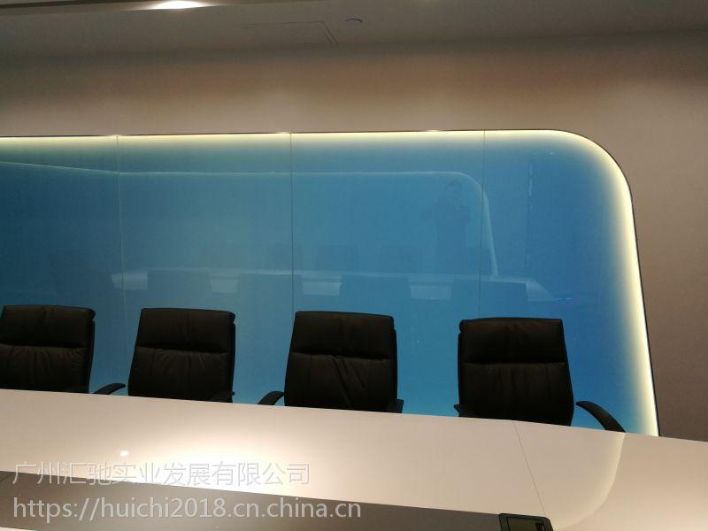 定做調光玻璃,就找廣州彙馳!一級品質,白色藍色灰色可選