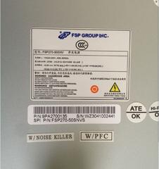 全汉集团FSP270-50SNV/FSP200-50GSV/FSP200-50HSV-5K