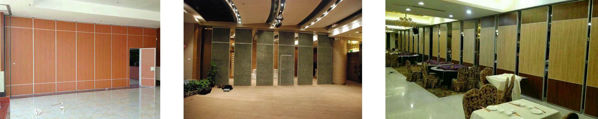 酒店大厅空间隔音屏风