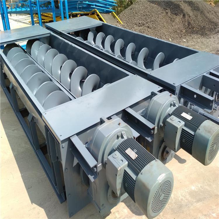 丽水全新煤粉螺旋提升机 兴亚斜坡上料机图片