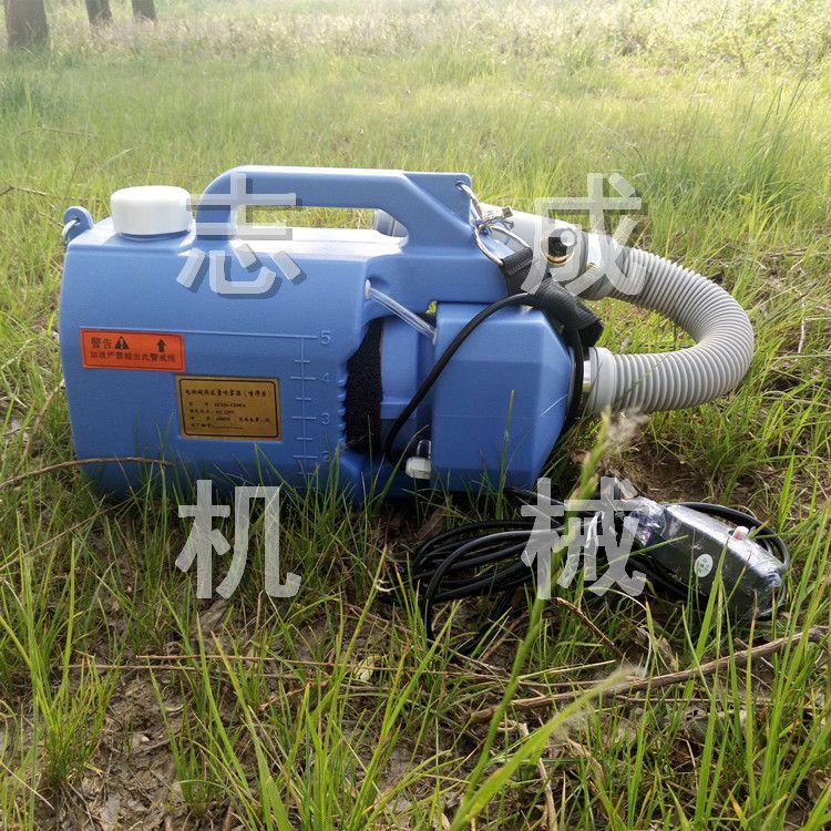 新款养殖专用电动消毒机SFXD-CD05A型气溶胶超微雾化机电动超低容量喷雾器
