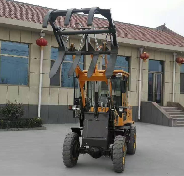 多型号家用裝載機 0.4立方小型礦用裝載機 農用小鏟車 質量保證